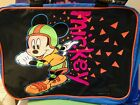 NEW Vintage Mickey mouse roller blades bag 90s