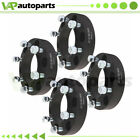125 4Pcs Wheel Spacers 6x55 12x15 For Toyota Tundra Tacoma 4Runner Sequoia