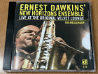 Ernest Dawkins' New Horizons Ensemble Live At The Original Velvet Lounge Delmark