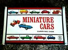 1966 VINTAGE MATCHBOX CARRYING CASE FOR SALE HOLDS 40 MINIATURE CARS NICE SHAPE