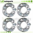 1 4Pcs Wheel Spacers 5x45 5x1143 For Ford Explorer Mustang Mazda B3000