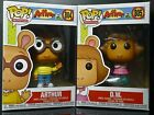 Funko Pop Arthur Figures 6