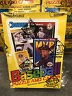 1989 Donruss BBCE FASC Wax Box From A Sealed Case - Possible Ken Griffey PSA 10