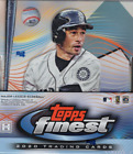 Topps Finest Baseball Design History and Visual Timeline 39