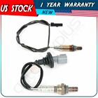 2pcs UpstreamDownstream for 1996 1997 Geo Prizm 16L o2 02 Oxygen Sensor