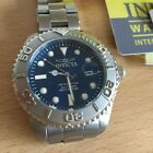 Invicta Pro Diver 24623 blaues Ziffernblatt Full set