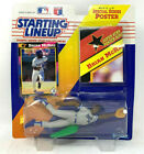 Starting Lineup 1992 Brian McRea Kansas City Royals Baseball MLB SLU