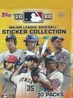 2020 Topps MLB Sticker Collection Baseball Cards - Checklist Added 20