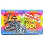 TOPPS 2019 GARBAGE PAIL KIDS WE HATE THE 90'S COLLECTOR EDITION SEALED BOX
