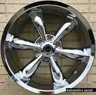 4 Wheels Rims 20 Inch for Acura SLX Hummer H3 Cadillac Escalade 663