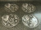 Early American Prescut 8 Pce. Snack Set with box FREE SHIPPING