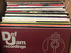 Hip Hop Vinyl Lot of 10 Rap Records Instant DJ Collection 1990s to 2000s 12