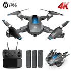Holy Stone HS240 D10 FPV Drones with 4K Video Live Camera Foldable Altitude Hold