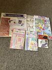 Baby Scrapbooking Kit Frames And Die cuts Lot