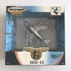 2003 Matchbox Collectibles 1 72 MiG 15 Rare Diecast Model Jet Fighter