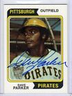 Top 10 Dave Parker Baseball Cards 31