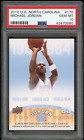 PSA 10 2010-11 Upper Deck North Carolina #170 Michael Jordan Pop 2 UNC Bulls Wow