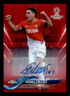 2017-18 Topps Chrome UEFA Champions League Soccer Cards 67