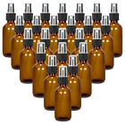 24pack Glassplastic Spraydropper Bottle Wfine Mist For Perfume Oil Amberblue
