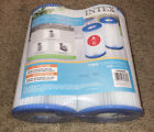INTEX Twin Pack Swimming Pool Replacement Filter Cartridge Type A  C SHIPS NOW