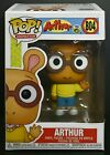Funko Pop Arthur Figures 3