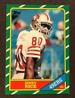 Top 20 Budget Football Hall of Fame Rookie Cards from the 1980s 35