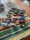 Lot of Vintage Diecast Toy Cars 1960s 1970s