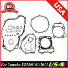 Gasket Kit Top Bottom Engine Replacement Set FOR Yamaha YZ250F WR250F 2001-2013