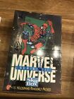 1992 Impel SkyBox Marvel Universe Series 3 Trading Card Factory Sealed Box Autos