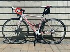 2012 cannondale super six 48cm frame road bike