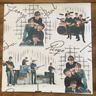 Vintage 1964 Beatles Wallpaper From Canada...Mint Condition