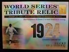2003 Topps Tribute World Series Edition Baseball Cards 18