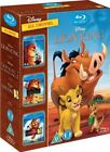 The Lion King Trilogy - Triple Pack 1 - 3 [Blu-ray] Collection Box Set