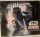 2018 TOPPS STAR WARS GALAXY FACTORY SEALED BOX 24 PACKS 6 CARDS PER PACK