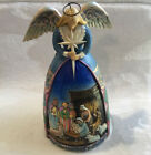 NWT Jim Shore Angel Nativity Gown Figurine With Box