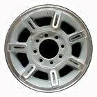 Wheel Rim Hummer H2 17 2003 09595566 09594460 09595930 09594462 Machined OE 6300