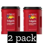 Folgers Classic Roast Ground Coffee 51 oz 2 Pack BestDeal Free Shipping