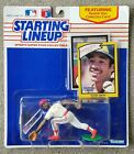 1990 Starting Lineup Ozzie Smith St Louis Cardinals Figure & Cards MLB SLU