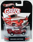 Hot Wheels Greased Lightning Retro Entertainment X8902 New NRFP 2013 Red 164