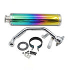 Exhaust System Muffler For GY6 139QMB QMB139 1P39QMB 4 Stroke 50cc 150cc Scooter