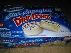Hostess Star Spangle Ding Dongs * Limited Edition * Date 08/01/2020