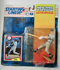 1994 Wade Boggs starting Line-up Figure & Card