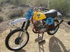 75 CZ 360 MID VALLEY Van Nuys Vintage MX MotoCross Marzocchi Works Performance