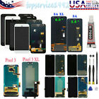 Replacement For Google Pixel 1 2 3 3A 4 XL LCD Display Touch Screen Digitizer QC