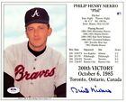 Phil Niekro Cards, Rookie Card and Autographed Memorabilia Guide 42