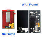 OEM For BlackBerry KEY2 BBF100-1/-2/-6 LCD Display Touch Screen Digitizer Frame