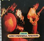 CREAM : LOST FAREWELL MASTERS : ORIGINAL 3CD WT Japan Only box & card sleeve vgc