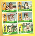 2017 Topps Archives Baseball Variations Checklist and Gallery 67