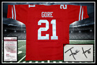 Frank Gore Rookie Cards and Autograph Memorabilia Guide 72