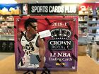 2018-19 Panini Crown Royale NBA Basketball Factory Sealed Hobby Box